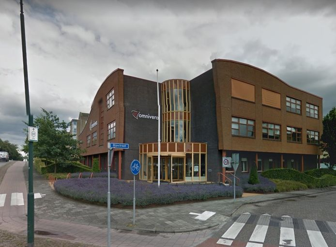 Het pand van Omnivera in Hardinxveld-Giessendam.