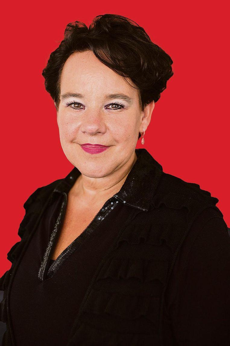Wethouder Verkeer Sharon Dijksma moet via contacten in Den Haag Uber aanpakken. Beeld Eva Plevier