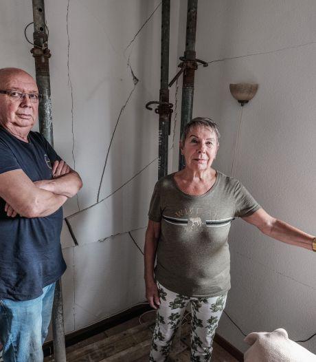 Verbijstering na crash van aanhanger tegen woning: 'Wat is hier aan de hand?'