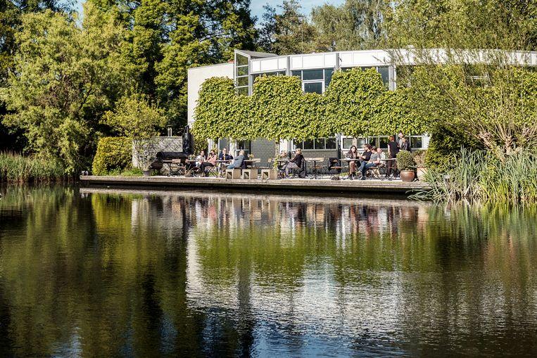 Restaurant Gijsbrecht  Beeld Jakob van Vliet