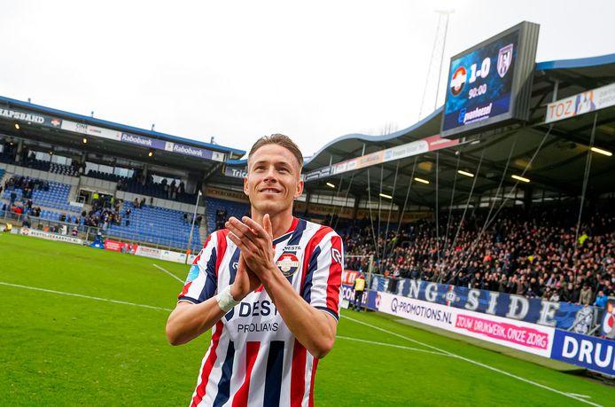 Paul Gladon kan eventueel nog vertrekken bij Willem II.