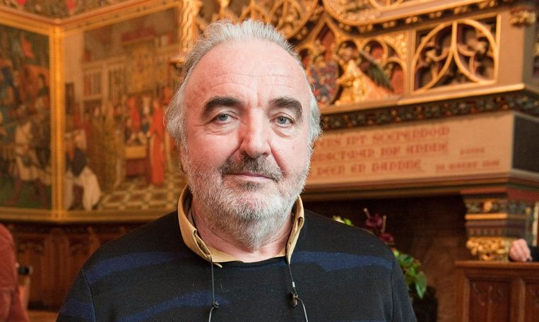 Michel Van Dousselaere in 2014. Beeld Photo News