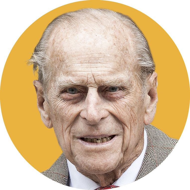 Prins Philip. Beeld rv