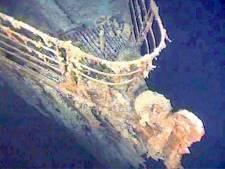 Wrak van Titanic binnen dertig jaar compleet verdwenen door metaalvretende bacterie
