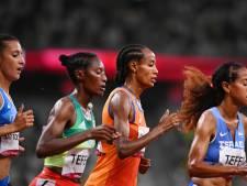 Sifan Hassan is haar wereldrecord op de 5 kilometer kwijt