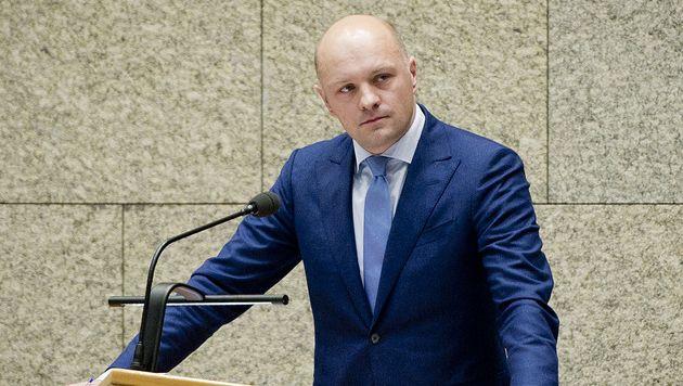 D66-Kamerlid Boris van der Ham
