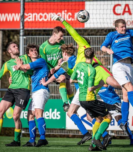Verdediger Jellema scoort weer voor BVC'12; drie penalty's zijn beslissend bij NEC