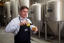 Kristof Vandenbussche organiseert wekelijks rondleidingen in zijn brouwerij Fort Lapin.