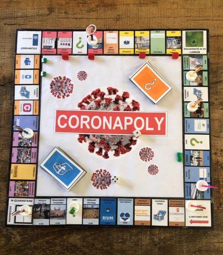 Coronapoly: ga direct in quarantaine, ga niet langs Wuhan, u ontvangt geen 200 euro