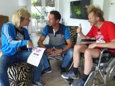 Nijhuis doet mee aan Grote FC Twente Show: 'Degradatie Twente is oew schuld'