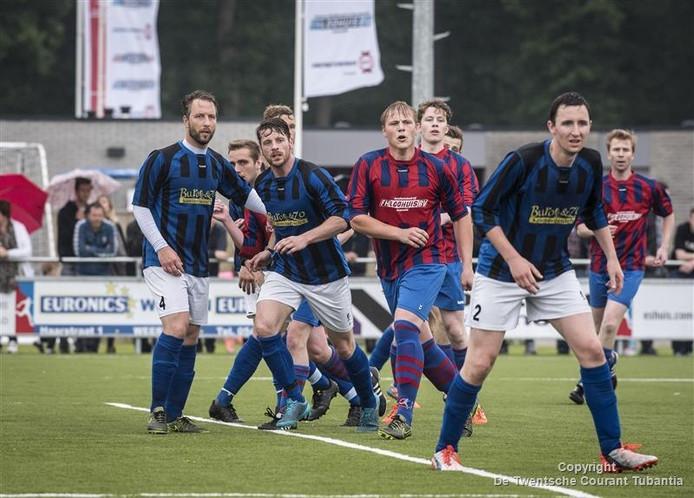 Vorig seizoen greep Saasveldia net naast promotie.