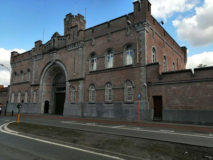 Gevangenis Nieuwewandeling in Gent