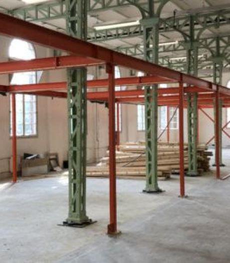 Willem Twee kunstruimte in weekenden dicht vanwege verbouwing