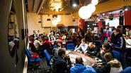 Pokerspelers warmen zich tijdens WASOP op voor Belgian Poker Challenge