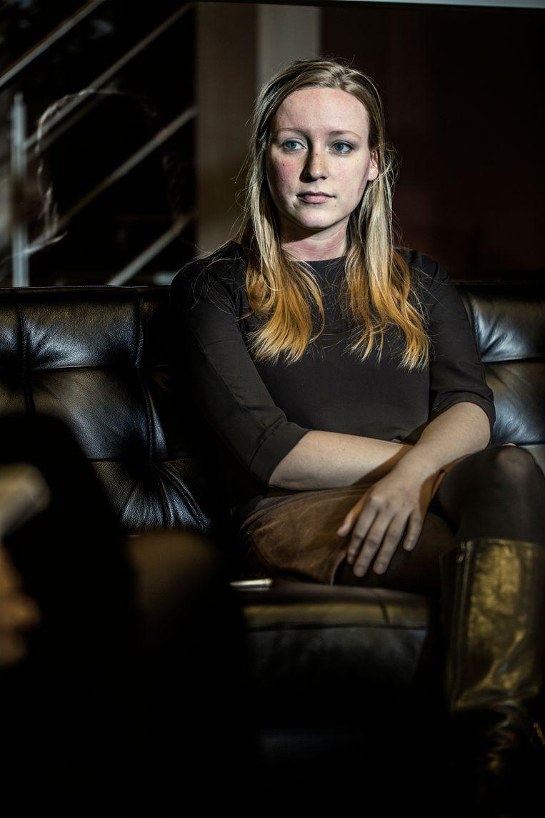 Melissa De Praetere (SP.A) Beeld Franky Verdickt
