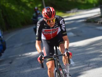 """Tim Wellens moet passen voor BK en Tour de France: """"Momenteel reageert mijn lichaam niet zoals ik wil"""""""