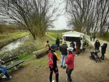 Enthousiastelingen starten met koffiewagen in Broekpolder: 'Hopelijk kunnen we hier blijven'