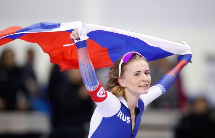 Natalja Voronina.