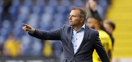 'Wij mogen bij NAC juist blij zijn met Maurice Steijn als trainer'