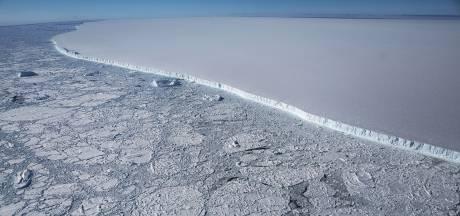 IJsberg A68 (twee keer zo groot als Luxemburg) bedreigt al het zeeleven