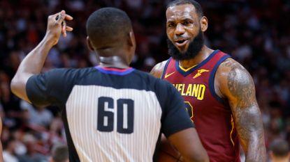 Cleveland en Golden State opnieuw onderuit, James beleeft geen plezier aan ex-ploeg