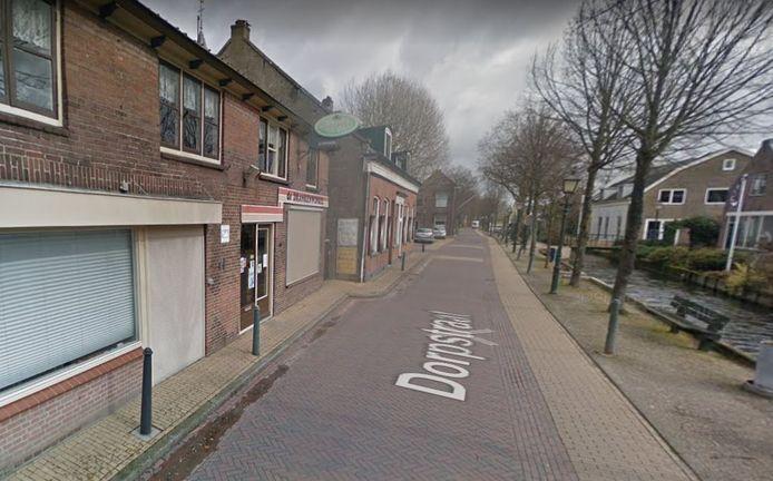 De Dorpsstraat in Lopik.