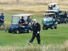 """Trump va-t-il boycotter l'investiture de Biden pour aller jouer au golf en Ecosse? """"Pas un déplacement essentiel"""""""