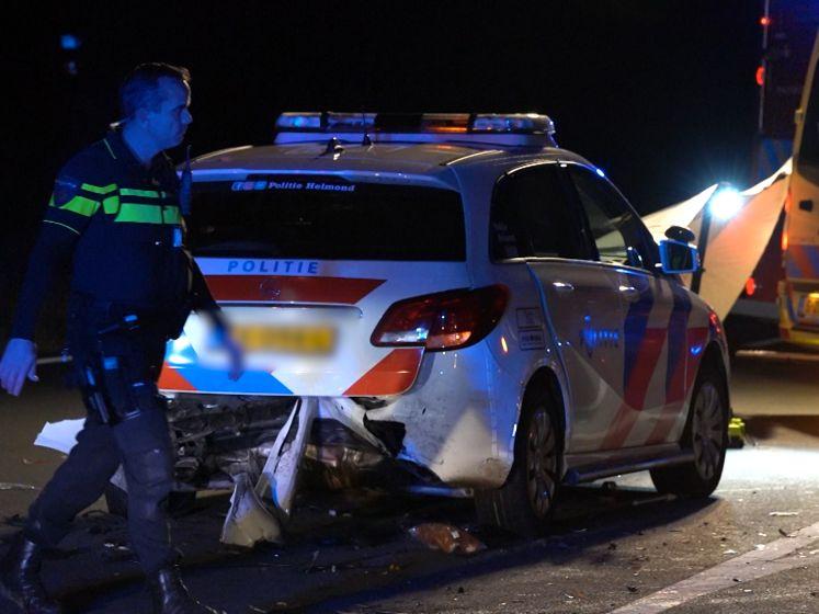 28-jarige agent omgekomen bij aanrijding op snelweg bij Nuenen