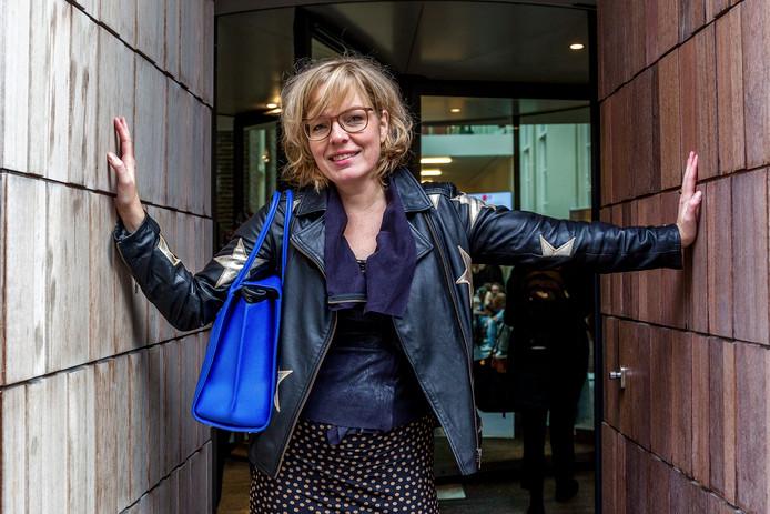 Beatrice de Graaf, hoogleraar aan de Universiteit Utrecht.