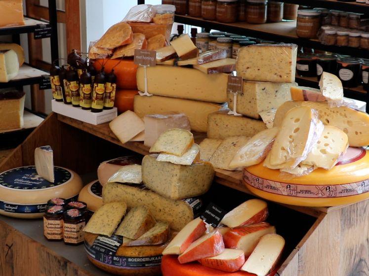 Kaas wordt in een ongekend tempo duurder