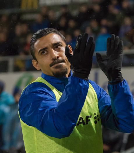 Doelpunt clubtopscorer Ghoochannejhad baat Jong PEC Zwolle niet