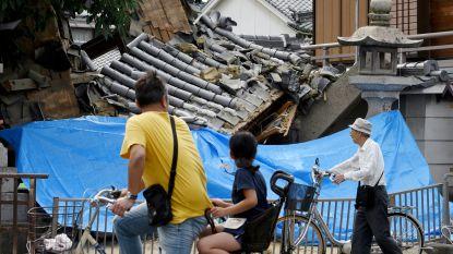 Vijf doden en meer dan 300 gewonden na aardbeving in Japanse Osaka