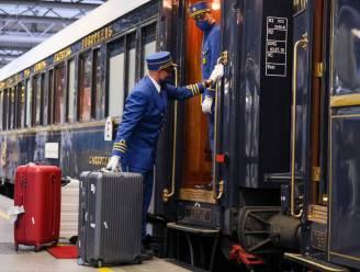 Oriënt-Express spoort vandaag door Vilvoorde en daaropvolgende spoorgemeenten