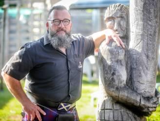 """Tony (51) stopt na 13 jaar met het organiseren van Highland Games in Snellegem: """"Ik moet aan mijn gezondheid denken"""""""