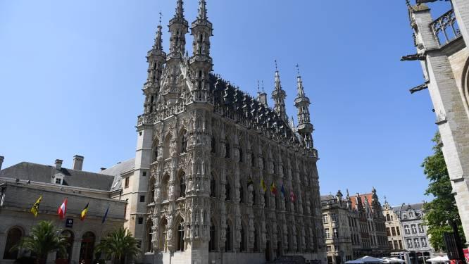 Leuven is properste centrumstad van Vlaanderen