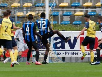 """Dante Vanzeir en Union laten het liggen tegen Club Brugge: """"Kansen die normaal binnen gaan, maar het zat net niet mee"""""""