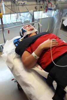 Hardlooprondje loopt voor Britt (22) uit Etten-Leur bijna fataal af: 'Hij reed in volle vaart door'