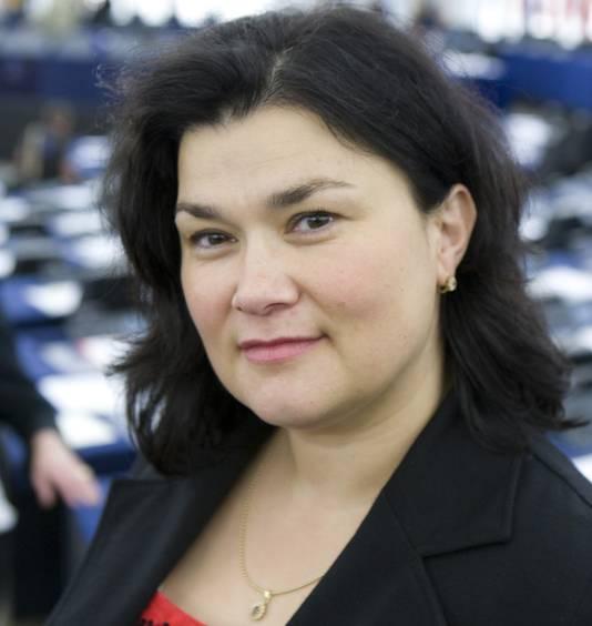 Europarlementslid Emine Bozkurt van de PvdA. © ANP