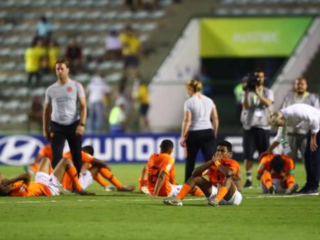 Onder-17 grijpt naast WK-finale na zinderende strafschoppenreeks
