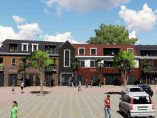 Werk in Rabobank-pand in Lochem na bankroet bouwer hervat