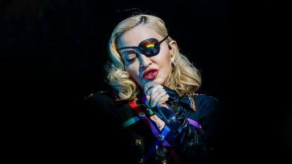 """Madonna zegt opnieuw concert af: """"Ik moet naar mijn lichaam luisteren"""""""