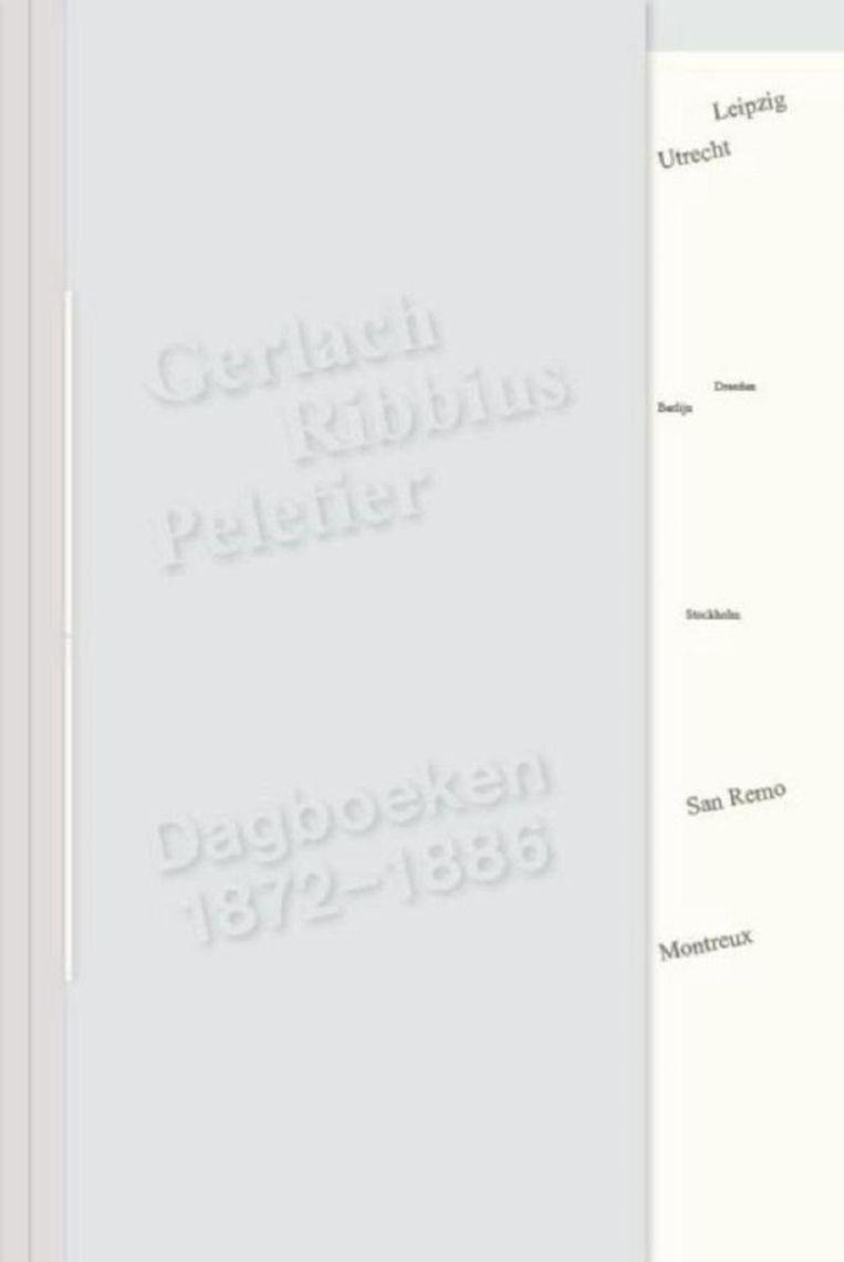 Boekcover. Beeld