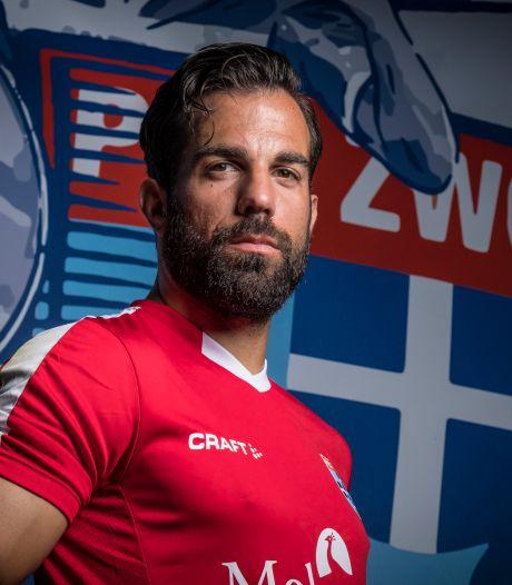 Van 'kabouterkeeper' tot vaste waarde: PEC-doelman Kostas Lamprou is niet langer over het hoofd te zien