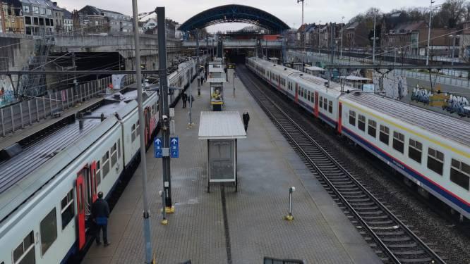 """Jongeman valt steeds weer mensen lastig aan station Halle: """"Hij zocht zelfs ruzie met de stationschef"""""""