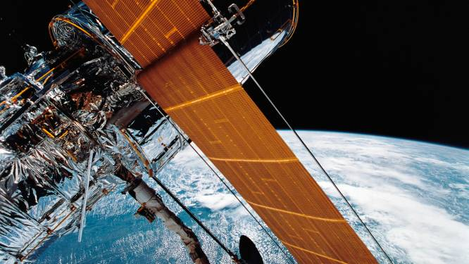 Het einde van de Hubble telescoop?