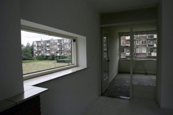 Interieur van het 'miljoenste huis' aan de Hogenkampsweg.Foto TOM VAN DIJKE