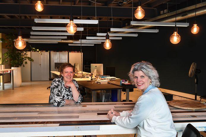 Maek:  Anita Kroef en Monique Ebben.