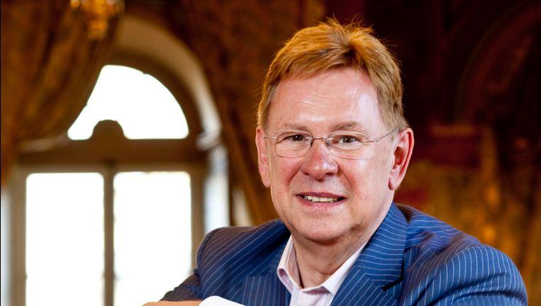 Koen Crucke is een van de ambassadeurs Beeld PHOTO_NEWS