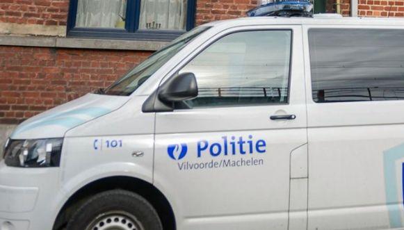 Politie Vilvoorde-Machelen