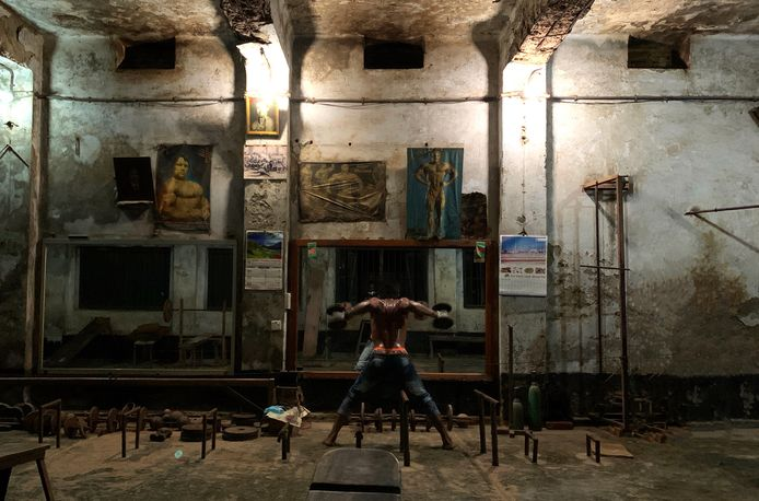 The Old Gym - iPhone XS - Catégorie: lifestyle - 1ère place